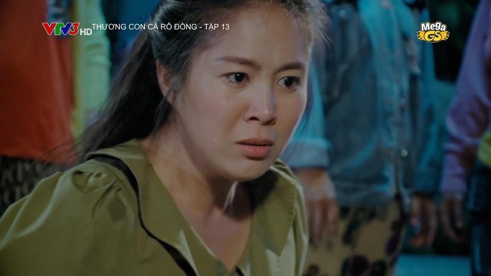 Đóng cảnh bị đánh ghen, Lê Phương: Quay xong, tôi bị tắt tiếng, đầu nhức, mắt sưng - Ảnh 4.