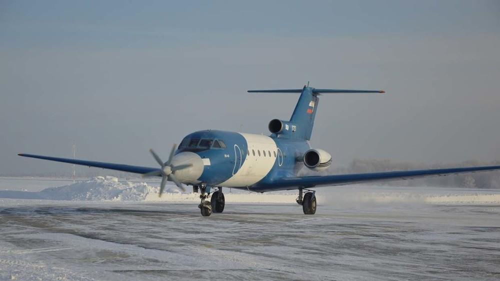 Đẹp! Máy bay chở khách mới của Nga vượt qua bài kiểm tra trong điều kiện đóng băng - Ảnh 3.