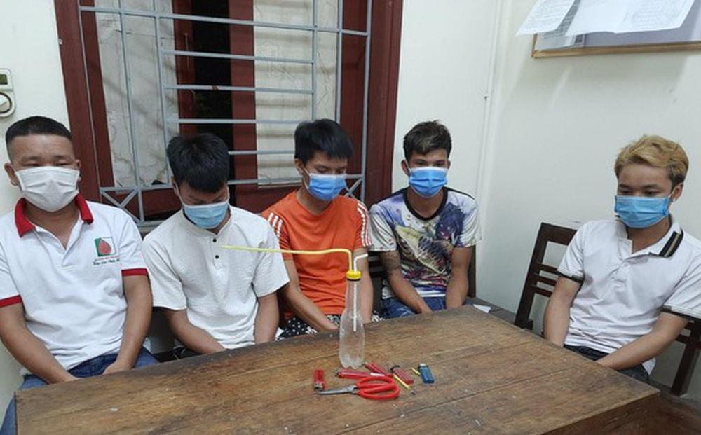 Bắc Giang: Phát hiện đối tượng mang ma tuý vào khu cách ly COVID-19