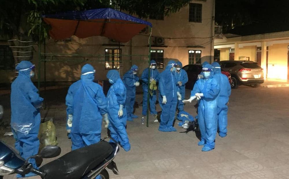 Nghệ An: Vừa được đưa đến khu điều trị, bệnh nhân mắc Covid-19 bất ngờ bỏ chạy