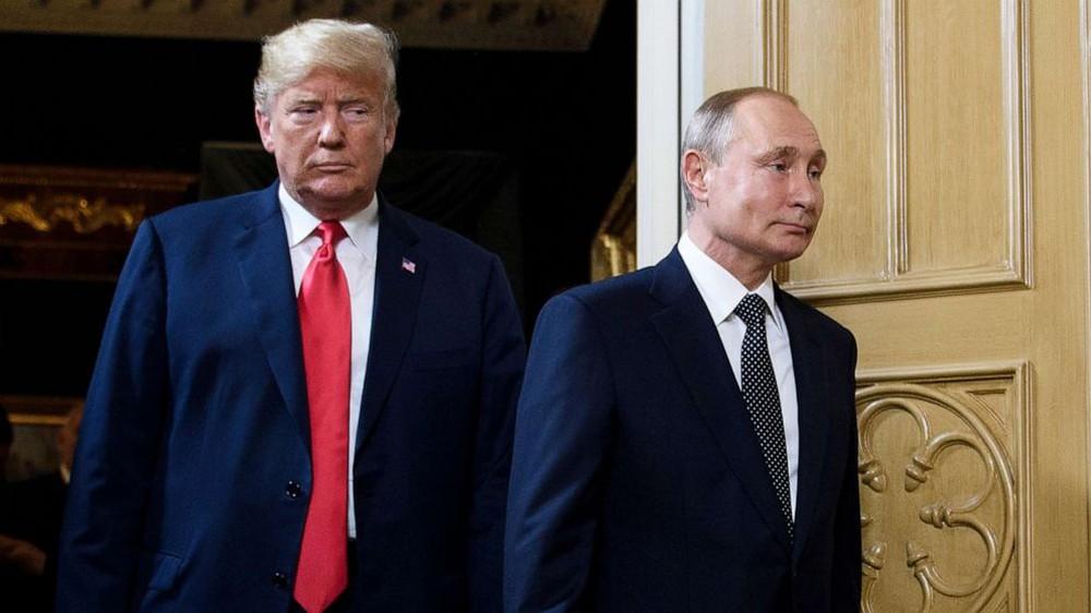 Thượng đỉnh Biden-Putin: Cựu Tổng thống Mỹ Trump nói Nga là người thắng cuộc duy nhất - Ảnh 1.
