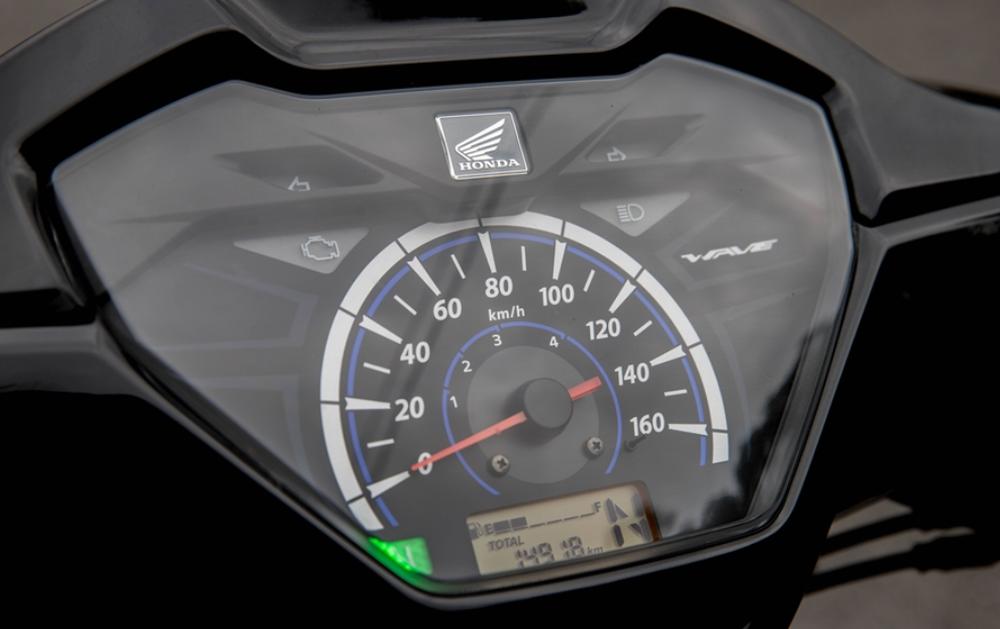 Mẫu xe máy Thái đi 100km hết 1,3 lít xăng, giá 27 triệu đồng, chặt đẹp Honda Wave Alpha - Ảnh 5.