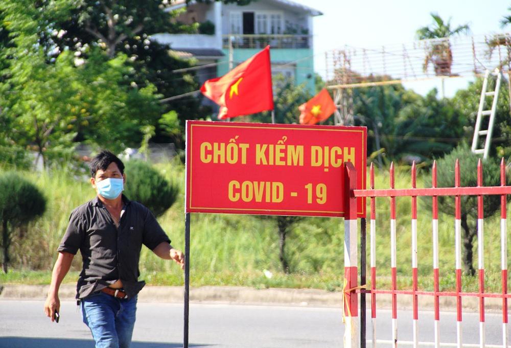 Quảng Nam xuất hiện ca mắc Covid-19 trong cộng đồng - Ảnh 1.