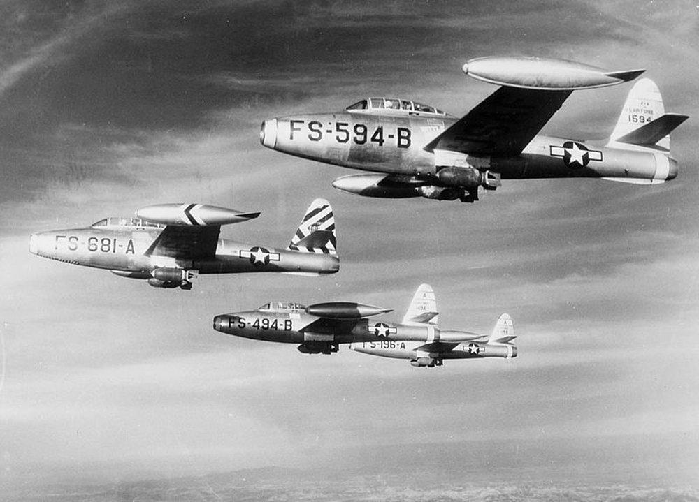 Trận đồ sát ở Triều Tiên: Tướng Mỹ kinh ngạc - Trung Quốc như trở thành cường quốc không quân sau 1 đêm - Ảnh 2.