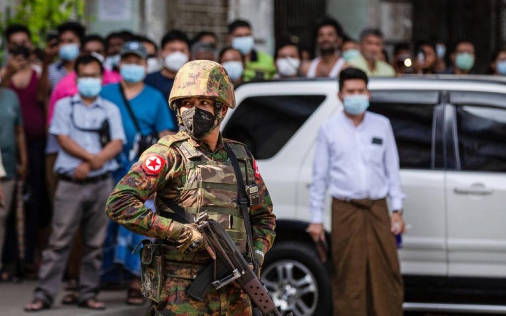 """Đại hội đồng Liên Hợp Quốc ra nghị quyết về Myanmar, cảnh báo """"nội chiến"""" - Ảnh 1."""
