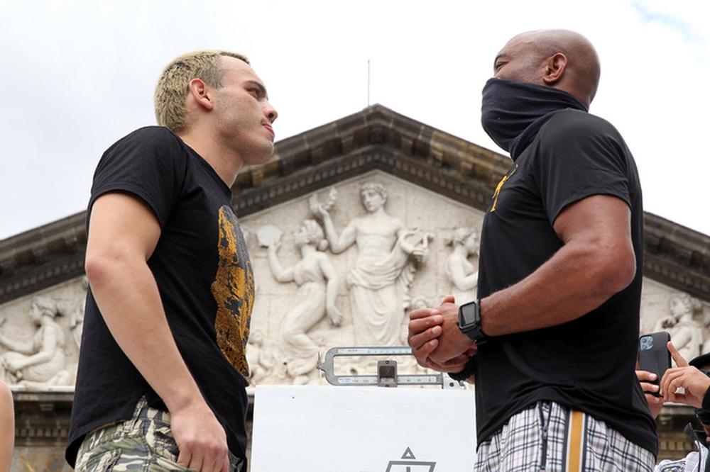 Thừa 2kg, nhà cựu vô địch quyền Anh thế giới Julio Chavez mất luôn 100 nghìn USD vào túi Anderson Silva - Ảnh 2.