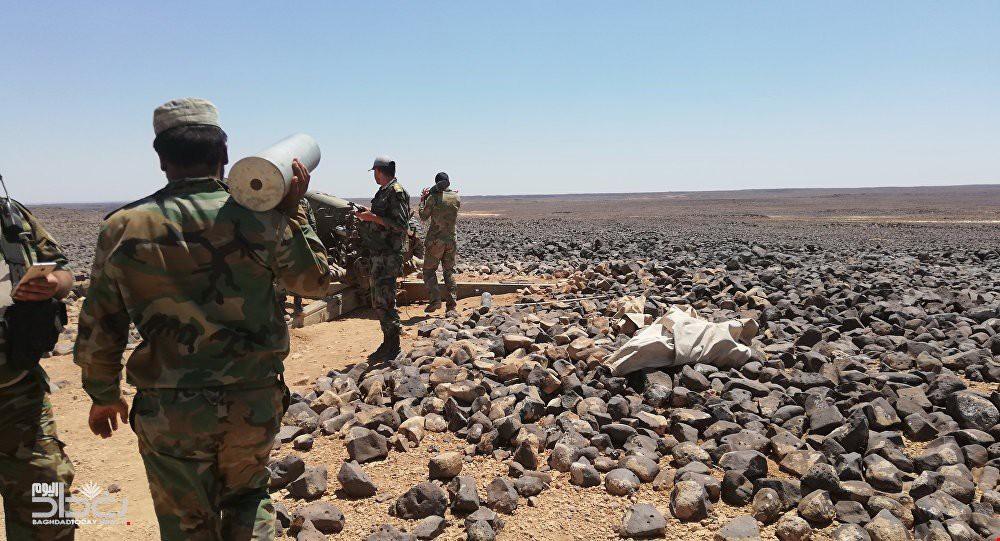 Đọ súng khốc liệt tại Syria, báo hiệu thanh trừng đẫm máu - Ảnh 2.