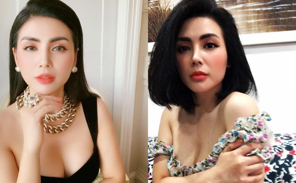 Diễn viên Quỳnh Hoa làm hành động bất ngờ trước tin đồn phẫu thuật thẩm mỹ