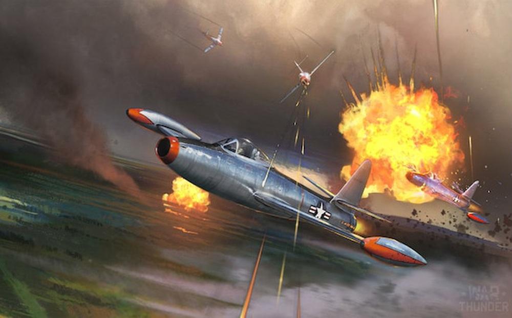 """""""Trận đồ sát"""" ở Triều Tiên: Tướng Mỹ kinh ngạc - Trung Quốc như trở thành cường quốc không quân sau 1 đêm"""