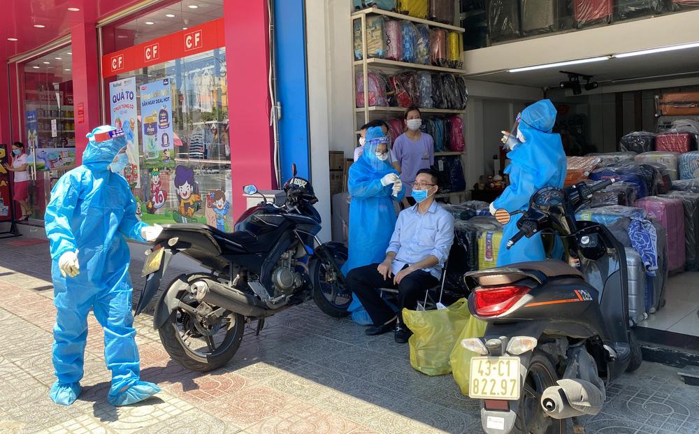 Đà Nẵng: Ghi nhận thêm 18 ca mắc Covid-19 trong cộng đồng