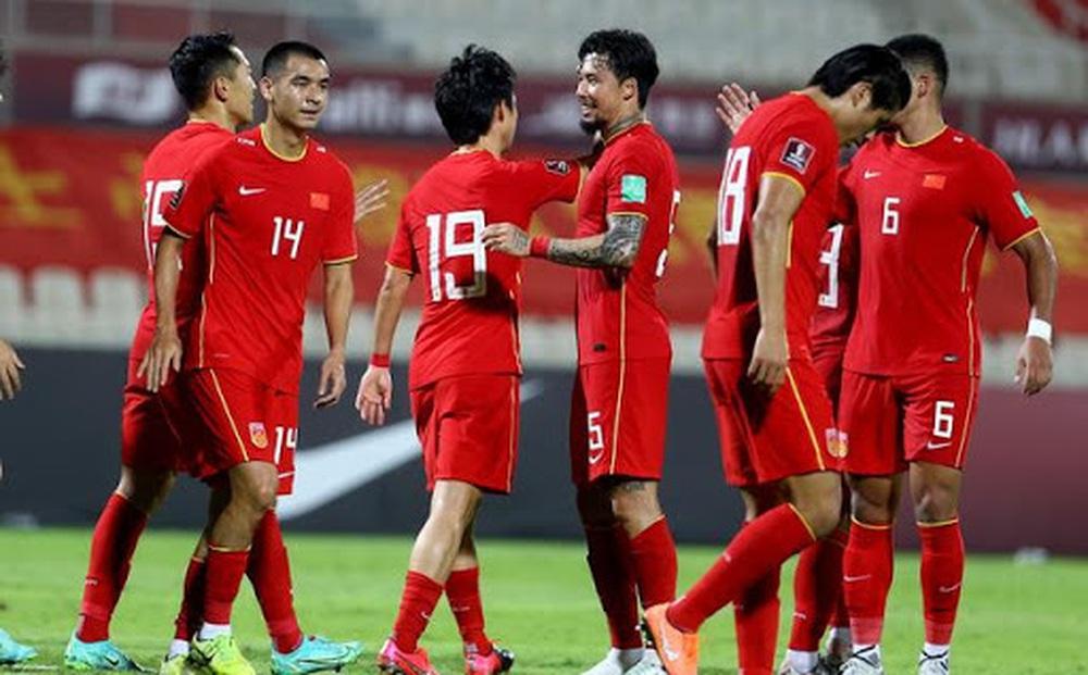 """LĐBĐ Trung Quốc: """"Chẳng có gì tự hào khi chúng ta lọt vào vòng loại thứ 3 World Cup 2022"""""""