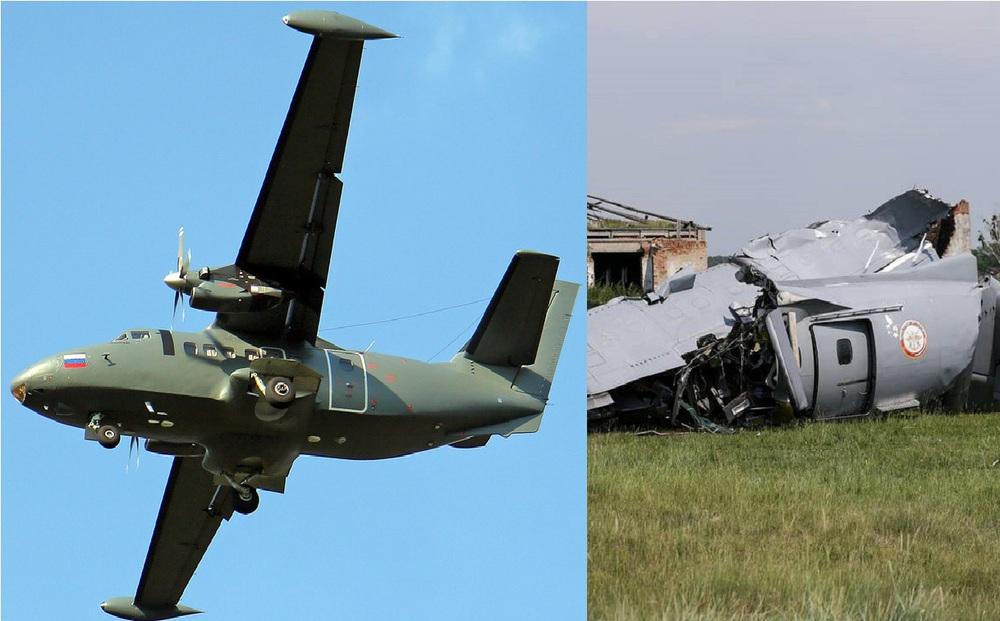 Bí mật gì đang ẩn chứa tại hiện trường máy bay L-410 rơi ở Nga?