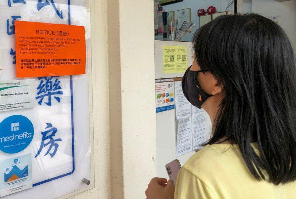 Vì sao nhiều người Singapore chọn vaccine COVID-19 của Trung Quốc? - Ảnh 4.