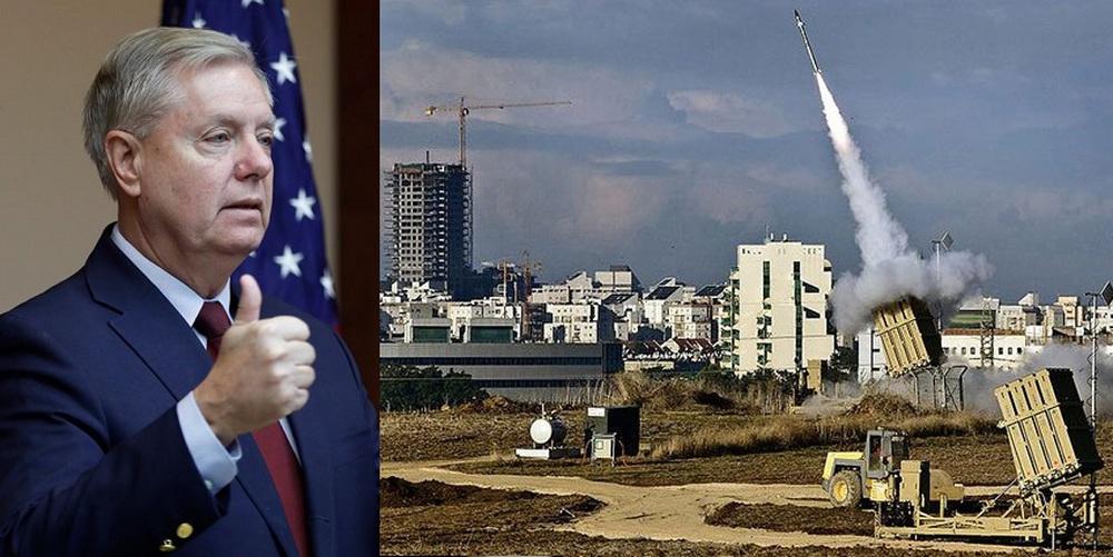 Israel sắp nhận viện trợ Mỹ cho hệ thống Vòm Sắt: Bất ngờ điểm đến của 1 tỷ USD! - Ảnh 1.