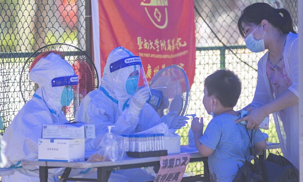 Thành phố Trung Quốc tổ chức đợt xét nghiệm lớn nhất thế giới sau khi COVID-19 lây lan đáng báo động - Ảnh 3.