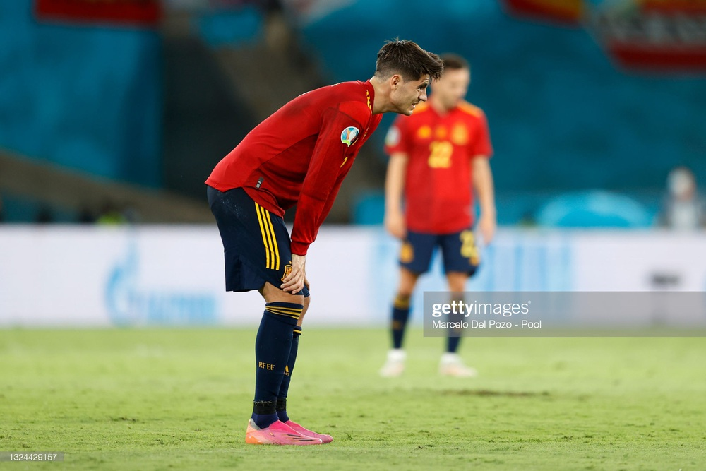 Morata vẽ ra mộng đẹp rồi hiện nguyên hình, Tây Ban Nha ôm nỗi thất vọng to lớn trước Ba Lan - Ảnh 5.