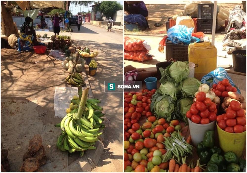 Mê mẩn vườn rau thuần Việt ở Angola, chủ nhân tiết lộ điều nhiều người lầm to khi nhắc đến châu Phi - Ảnh 4.
