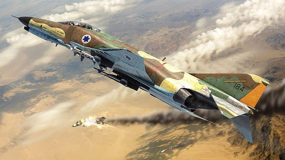 5 tiêm kích MiG-21 bị bắn tan xác trong 3 phút: Liên Xô sập cái bẫy chết người của Israel - Ảnh 2.