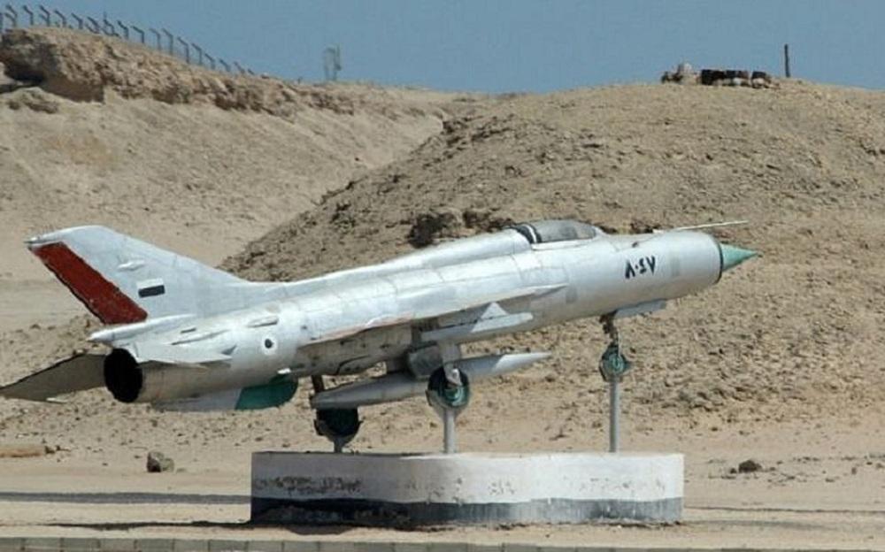 5 tiêm kích MiG-21 bị bắn tan xác trong 3 phút: Liên Xô sập cái bẫy chết người của Israel - Ảnh 1.