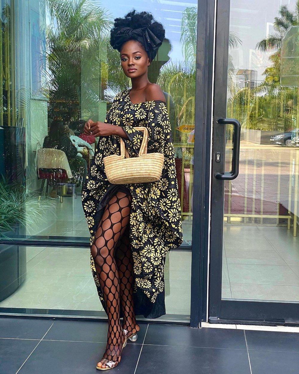Cô gái Châu Phi đẹp không tì vết, cực nóng bỏng đang gây sốt thật sự là ai?  - Ảnh 9.