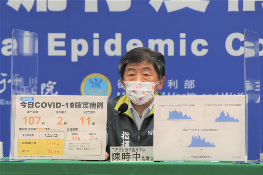 Đài Loan chính thức lên tiếng về nguyên nhân 49 người tử vong sau khi tiêm vaccine Covid-19 - Ảnh 2.