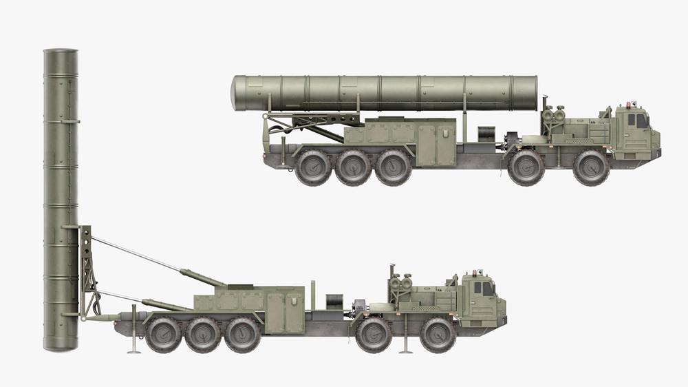 Tên lửa phòng không S-500 Prometey Nga ra đòn chính xác cao nhằm vào hình ảnh của Mỹ - Ảnh 4.
