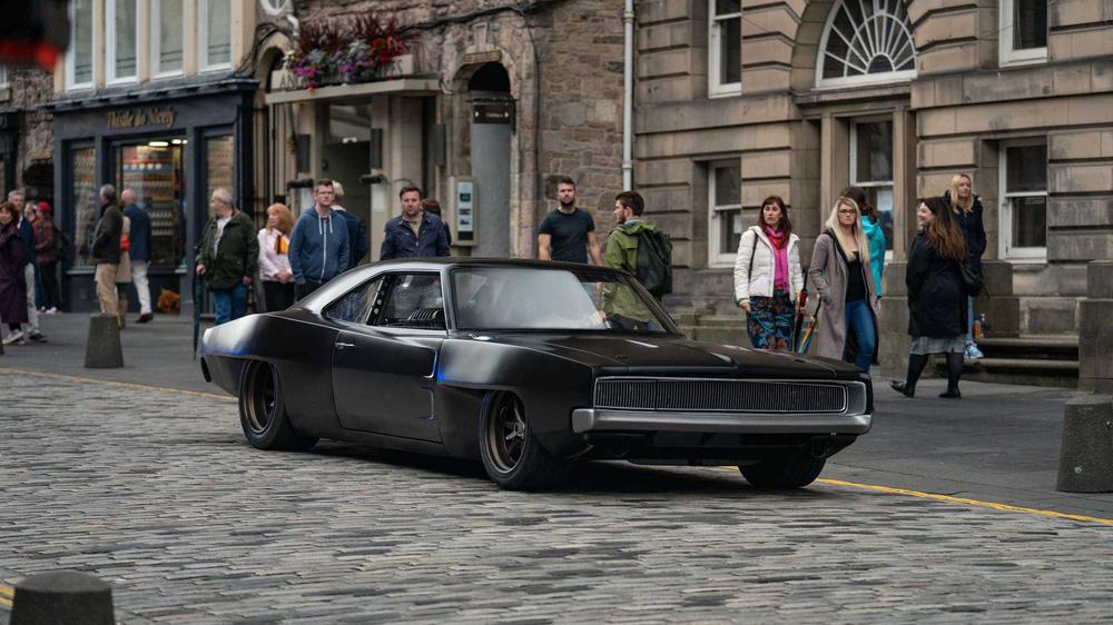 """Tiết lộ về xe """"bạo chúa"""" mà Dominic Toreto cầm lái trong Fast and Furious 9: chỉ 1 điểm dị thường nói lên tất cả - Ảnh 5."""