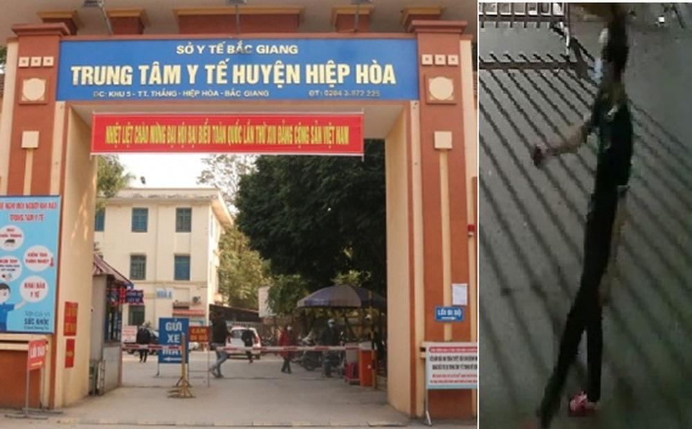 Bắc Giang: Bệnh nhân Covid-19 trèo tường trốn ra ngoài khu điều trị, đi mua quà bánh