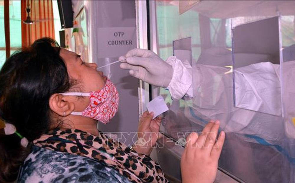 """Ấn Độ phát hiện 20 trường hợp nhiễm biến thể """"Delta plus"""""""