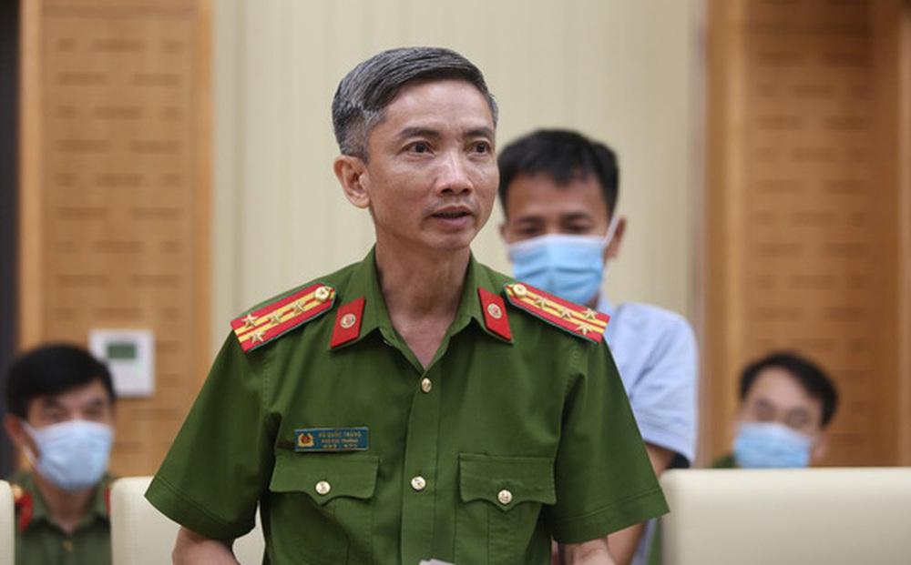 Ông Nguyễn Duy Linh - nguyên Phó Tổng Cục trưởng Tổng Cục tình báo Bộ Công an bị cáo buộc nhận hối lộ