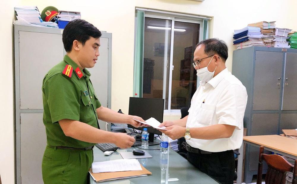 Khởi tố ông Tất Thành Cang cùng 3 bị can liên quan vụ sai phạm 32 ha đất ở Phước Kiển