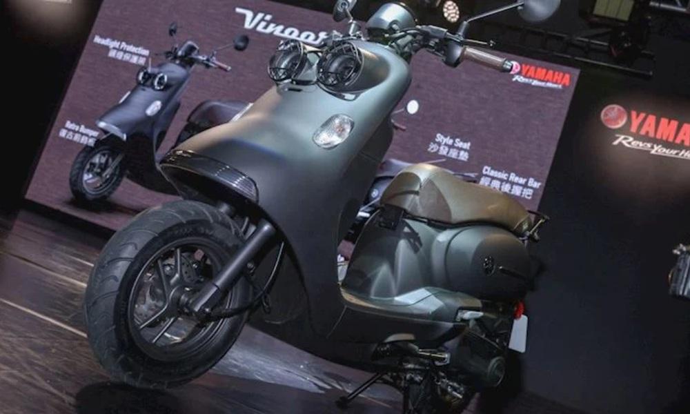 Xe máy Yamaha tiết kiệm xăng, thiết kế lạ chưa từng có, sẽ đấu Honda Vision? - Ảnh 12.