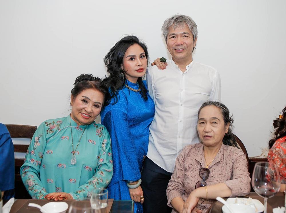 Diva Thanh Lam làm lễ dạm ngõ ở tuổi 52, bạn trai là bác sĩ nổi tiếng - Ảnh 7.