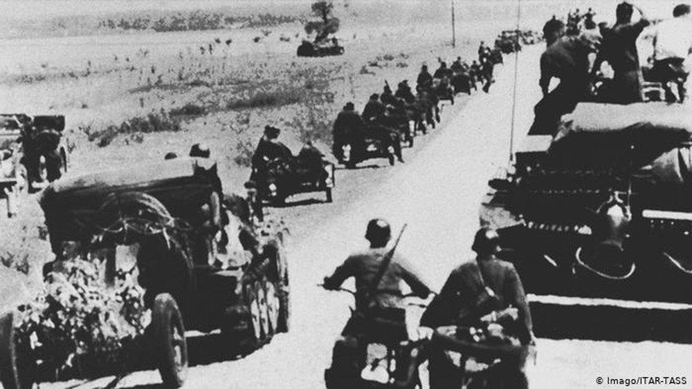 80 năm mở đầu Chiến tranh Vệ quốc Vĩ đại của Liên Xô: Không tuyên chiến, phát xít Đức tràn sang trong đêm - Ảnh 3.