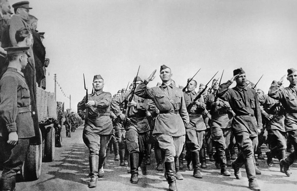 80 năm mở đầu Chiến tranh Vệ quốc Vĩ đại của Liên Xô: Không tuyên chiến, phát xít Đức tràn sang trong đêm - Ảnh 2.