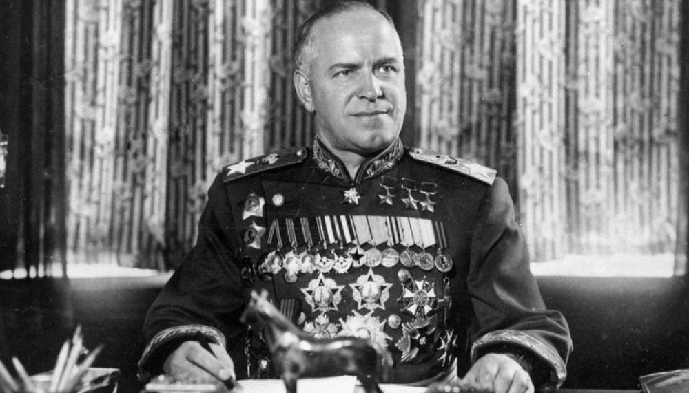 Nguyên soái Zhukov – vị chỉ huy quân sự xuất sắc nhất của Liên Xô trong Thế chiến II - Ảnh 1.