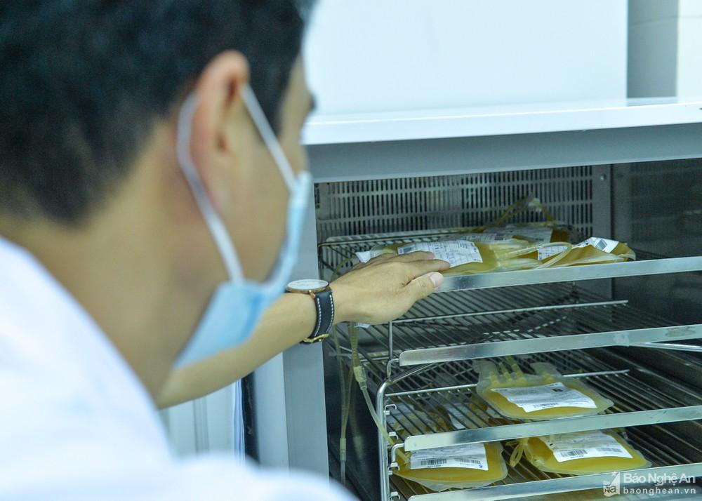 Nghệ An: Lượng máu dự trữ không trụ quá 5 ngày do Covid-19 bùng phát - Ảnh 9.