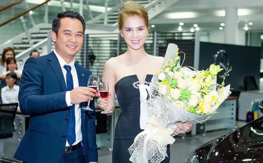 """Cao thủ """"sales Mẹc"""" Mr. Xuân Hoàn: Người phá vỡ 5 kỷ lục tại hãng xe sang, đứng sau loạt xế hộp đắt đỏ bậc nhất của Ngọc Trinh, nữ đại gia sở hữu nhà 200 tỷ"""