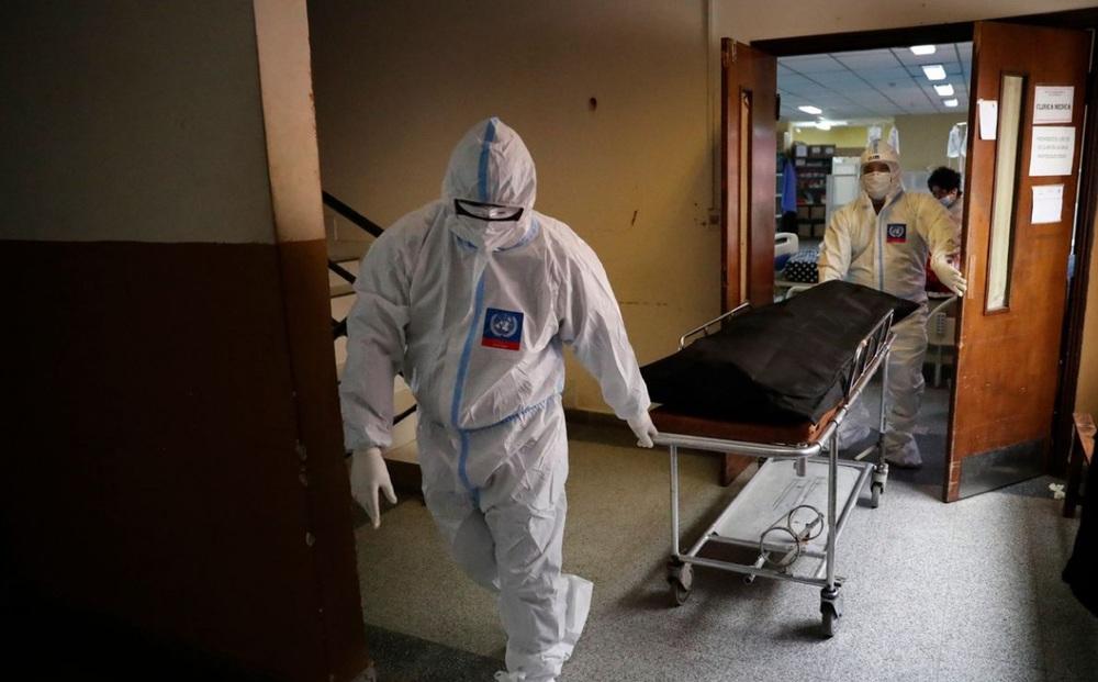 Tỷ lệ tử vong gấp 8 lần mức trung bình thế giới, Nam Mỹ thành tâm dịch Covid-19 mới