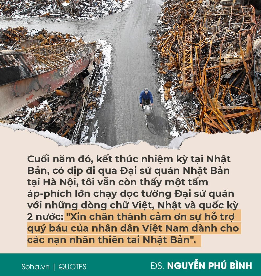 Từ thảm họa Fukushima đến Covid-19 ở Việt Nam: Người bạn tốt nhất là người chia sẻ với ta trong gian nguy! - Ảnh 2.