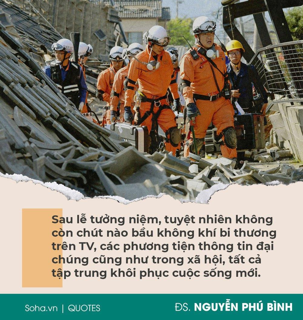 Từ thảm họa Fukushima đến Covid-19 ở Việt Nam: Người bạn tốt nhất là người chia sẻ với ta trong gian nguy! - Ảnh 3.