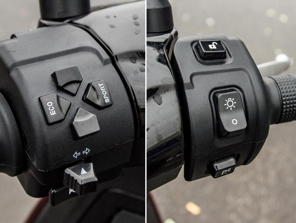Xe máy điện cao cấp nhất của VinFast ngập công nghệ và đồ hiệu - có gì để đọ Honda SH? - Ảnh 4.