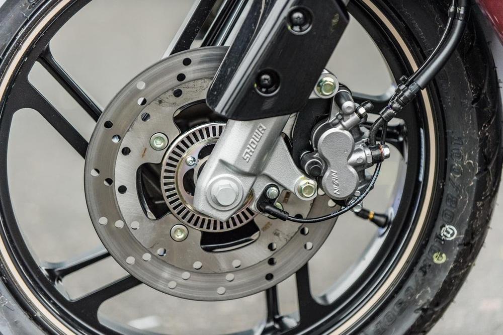 Xe máy điện cao cấp nhất của VinFast ngập công nghệ và đồ hiệu - có gì để đọ Honda SH? - Ảnh 6.