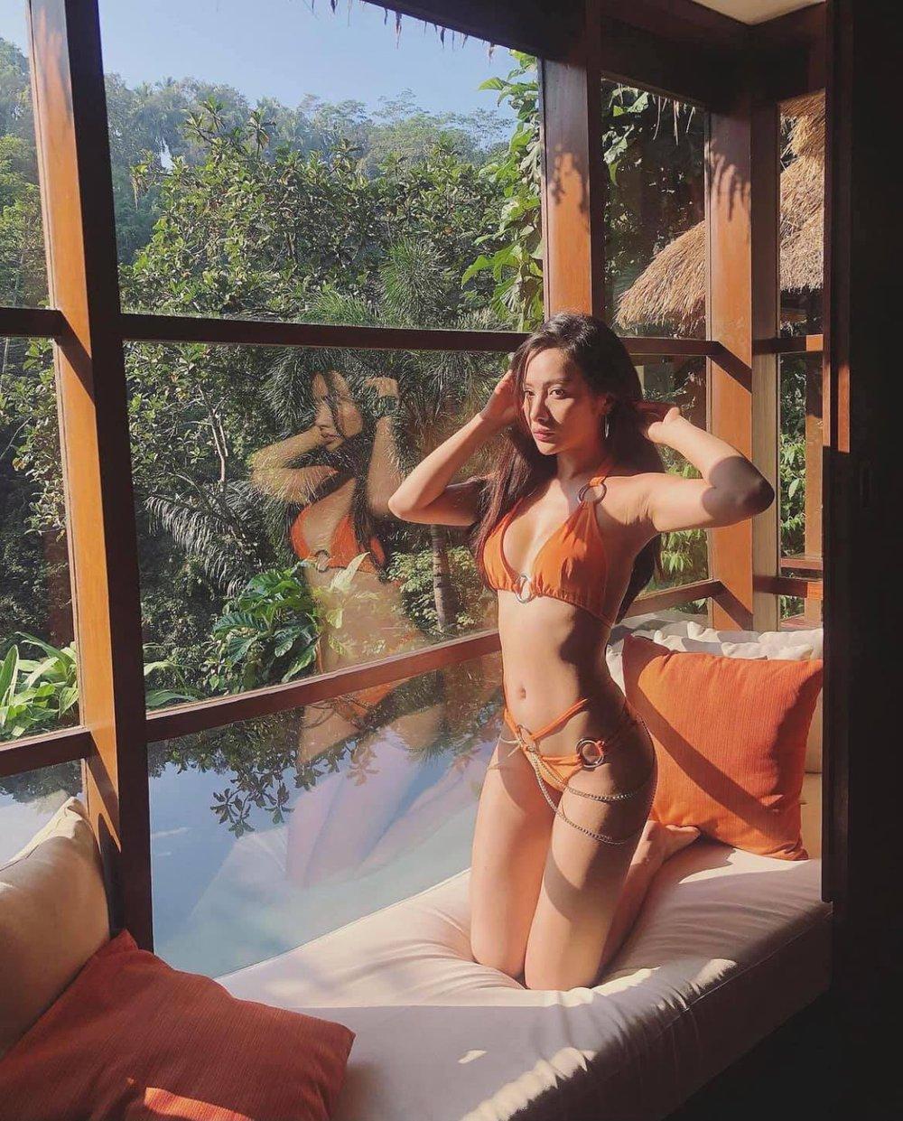 Yaya Trương Nhi khoe thân hình nóng bỏng tuổi 30 - Ảnh 4.