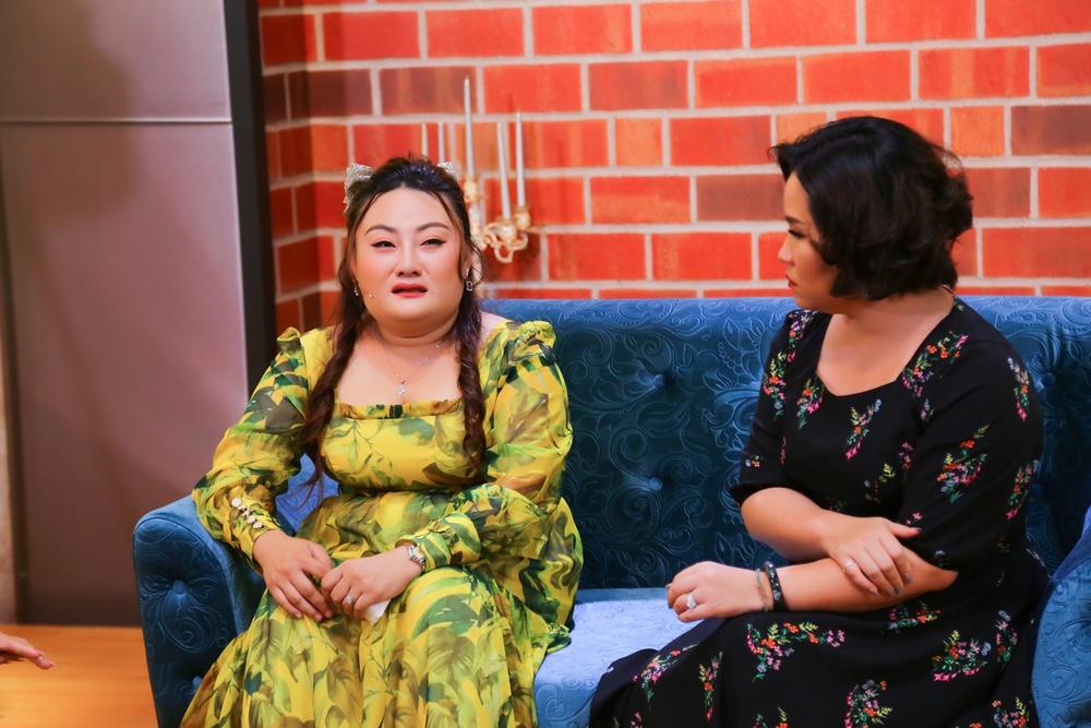 Nghệ sĩ Phạm Huyền Trâm: Đứng ngoài cửa phát hiện chồng có kẻ thứ ba, tôi chạy vào đòi chia tay - Ảnh 4.