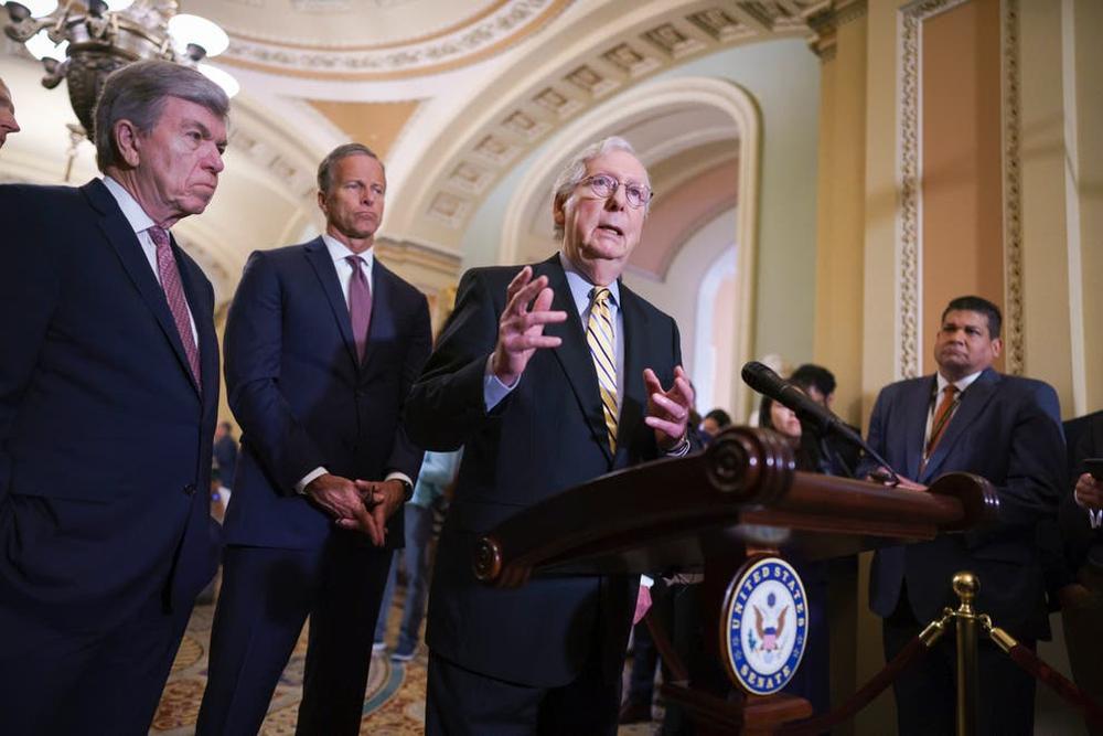Đảng Cộng hòa dùng vũ khí điên rồ nhất ở Thượng viện, ông Biden hứng thất bại nặng nề - Ảnh 1.