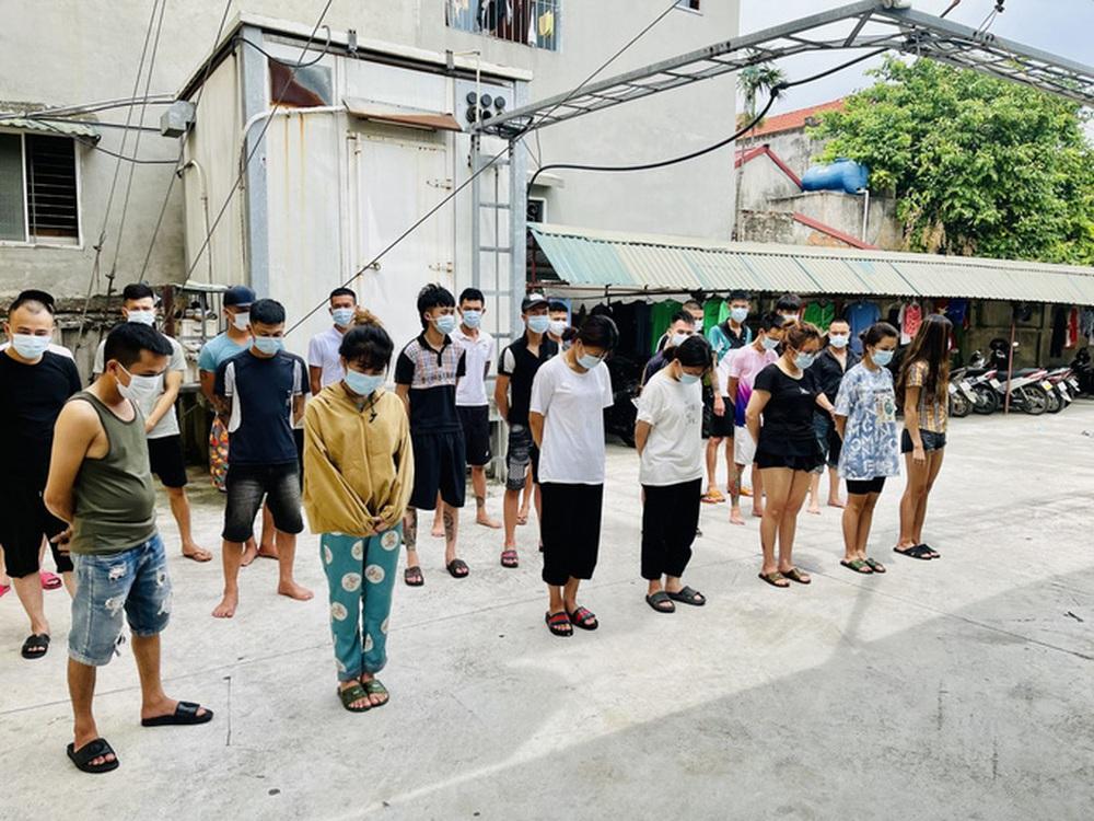 Mở tiệc ma túy cho 22 nam, nữ tụ tập bay lắc mừng sinh nhật - Ảnh 1.