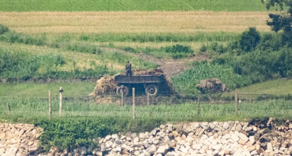 Ảnh hiếm về nông thôn Triều Tiên khi tình hình lương thực căng thẳng - Ảnh 6.