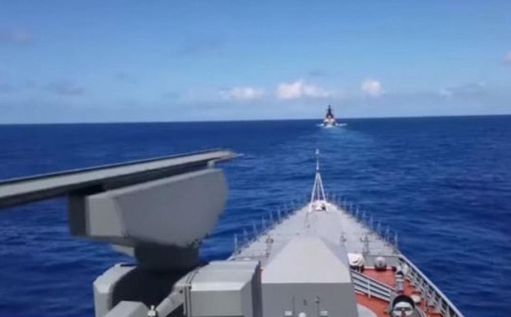 Nga tập trận giả định tấn công tàu sân bay khiến Mỹ không thể ngồi yên
