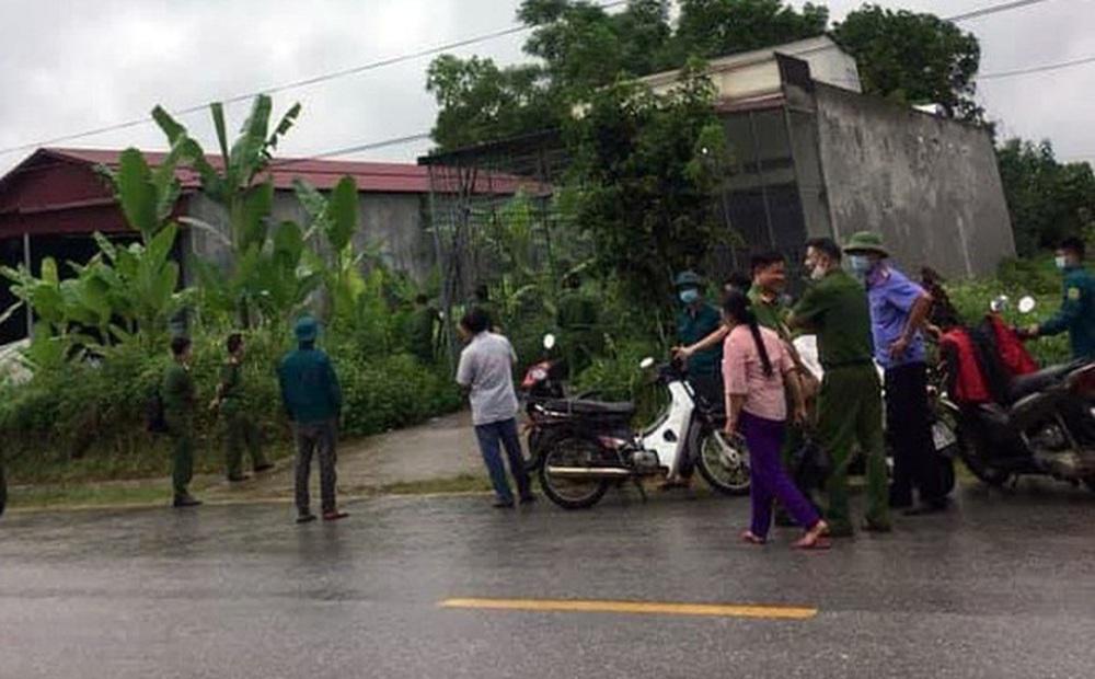 Vợ gục chết sau tiếng hét lớn, chồng tự sát bất thành ở Hà Giang